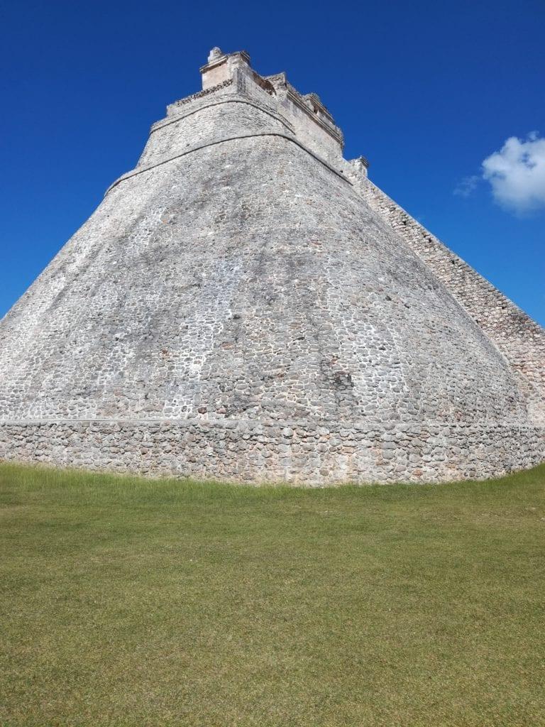 pyramide maya mexique