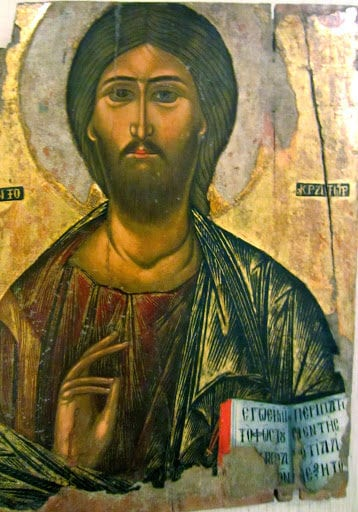 Christ Pantocrator Chypre