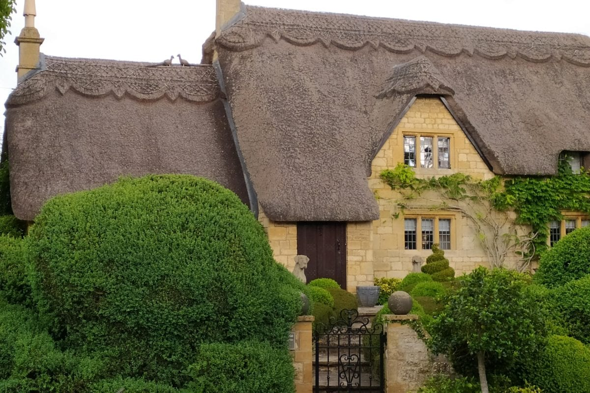 toit en chaume chipping cotswolds